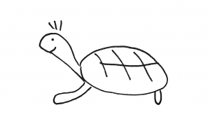 A turtle. Long-lasting bugger.